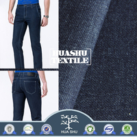 New design High quality cotton spandex blend denim fabric for pants