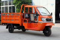 China Supplier Cabin Adult Tricycle Heavy Duty Closed Cabin adult Three Wheel Motorcy