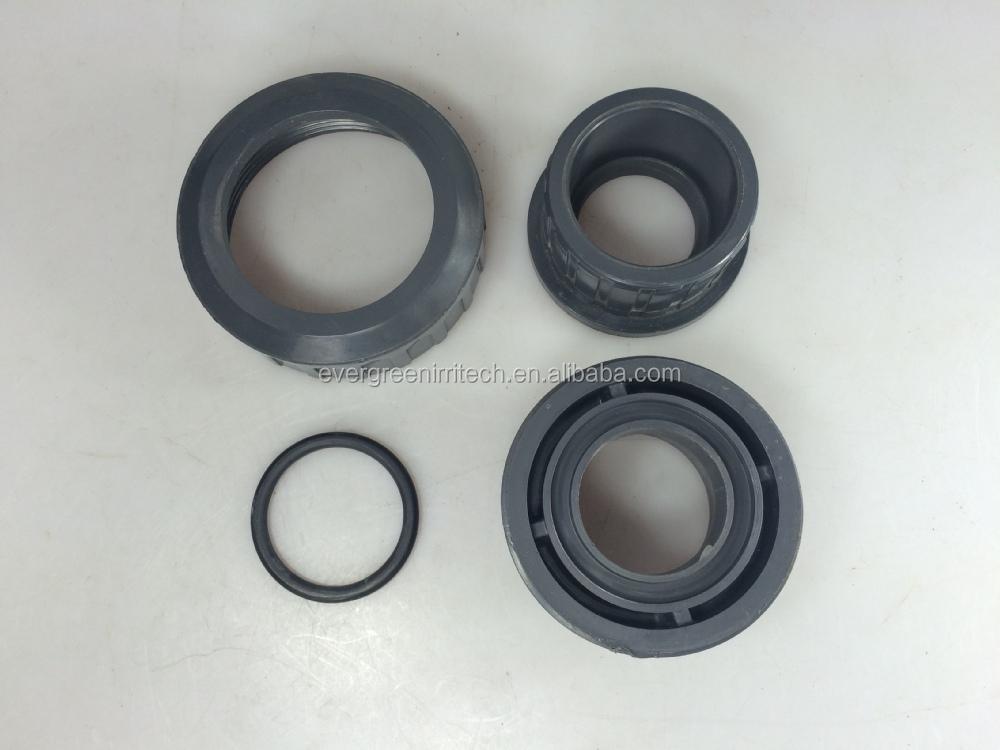 Inch pvc union buy pipe fittings socket