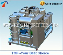 Used car motor oil purification recycling machine used to discolor black diesel oils,high pumping speed,economical