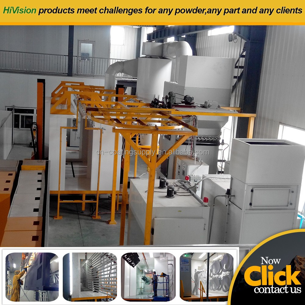 High Quality quick color change Electrostatic Spraying Equipment