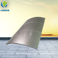 honeycomb sandwich panel with stainless steel surface