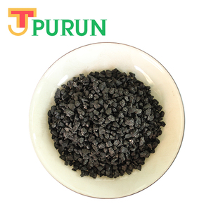 Anthracite coal filter media properties for water treatment