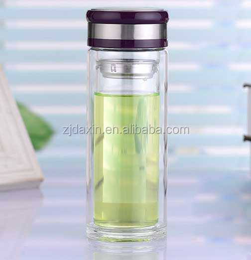 High quality glass drinking water bottle,empty drinking bottles glass,soft drink glass bottle china supplier