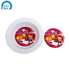 Pet iml / in mould label for plastic container