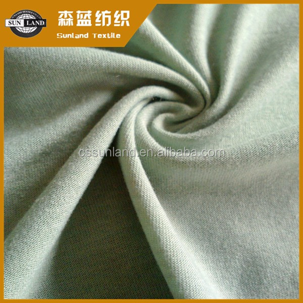 100% cotton combed knitting jersey for T-shirt