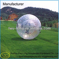 Fwulong cheap inflatable human zorb ball pvc or tpu aqua ball for sale,buy zorb ball