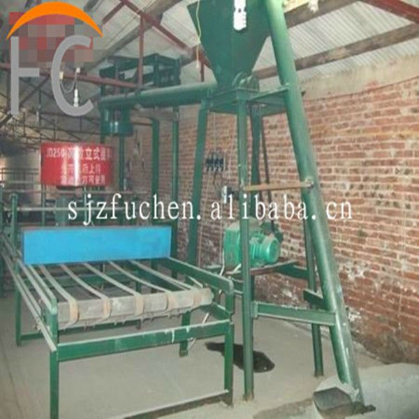full automacitc glass magnesium board production line