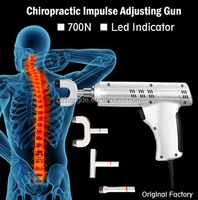 Physiotherapy Meridian Body Health Chiropractic Impulse Adjusting with LED BD-M006