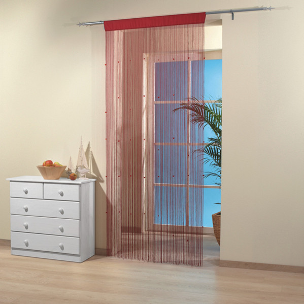 beads door / window string curtain room divider
