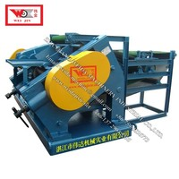 Malaysia high capacity natural rubber crepe machine8t/h