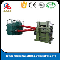 high automation 130KW diameter 50mm steel ball skew rolling mill machine with conveyor system and heating furnace