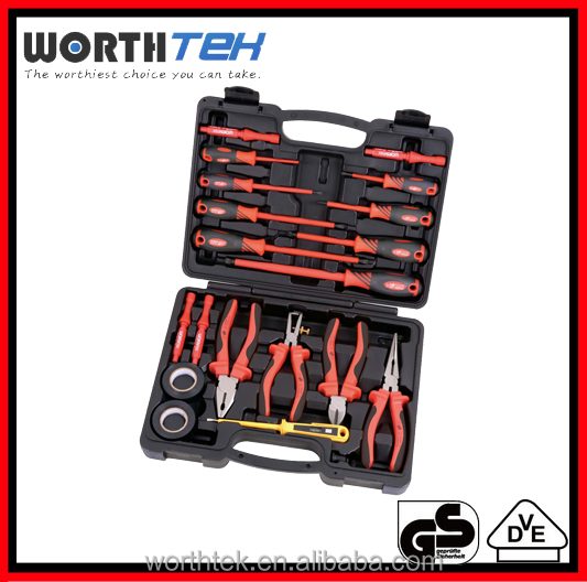 20PCS SAFETY TOOL SET,TOOL ELECTRIC,PROMOTION SCREWDRIVER SET