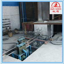 used complete copper brass bar pipe tube production line for sale