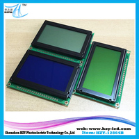 Graphic LCD Modules 12864 Graphic LCM Modules ODM LCD Module (HZY12864B)