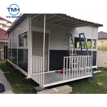 OEM/ODM Customized Bungalow Prefabricated Modular Home Prefab House Design