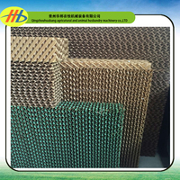 Facotry Price Agricultural Evaporative Cooling Pad