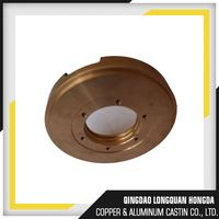 Strong Quality brass castings brass die casting