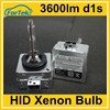 china factory OEM 3600lm bright hid xenon d1s bulb 5500k 30%-50% brighter than traditional hid