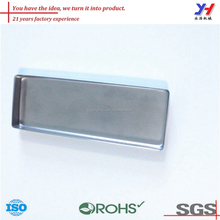 OEM ODM customized Square Rectangular Cosmetic tin box