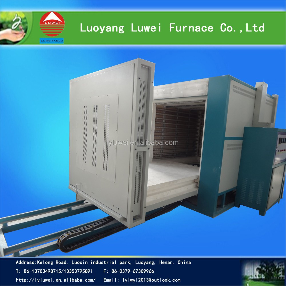 Ceramic shuttle kiln for burning bricks/kiln for ceramics