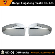 mirror cover market chrome trunk car accessories made in china