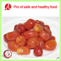 High Quality Canned Peeled Cherry Tomato