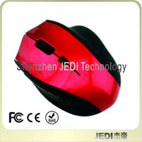 Brand new 6D optical wired luminous graphic design mouse