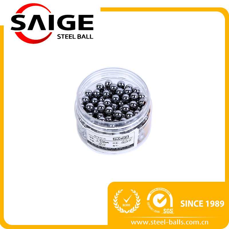 Size customized stainless steel ball for bearings with the top quality
