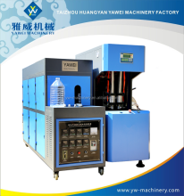 semi auto butter or honey jar preofrm PET blow moulding machine HZ-880