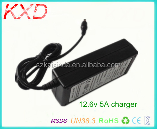 KXD rechargeable 18650 12v 15000mah li-ion battery