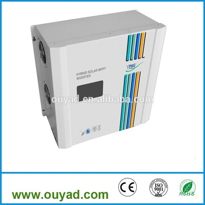 1KW/2KW/3KW/4KW/5KW Hybrid Controller Inverter for solar power system