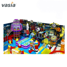 2018 Kids small size indoor foam playground equipment color colorful park adult size playground