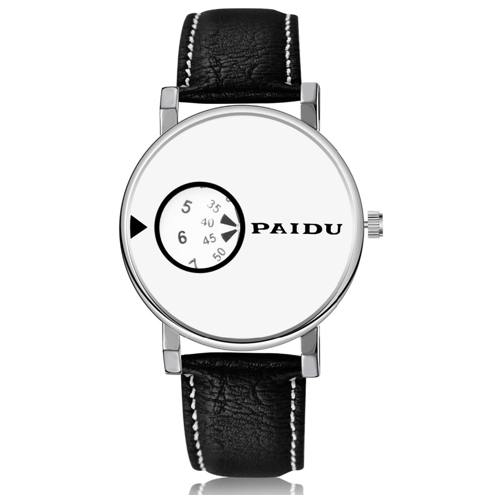 2016 popular luxury PAIDU watch design your own watch for wholesale