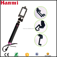 best selling factory bluetooth monopod selfie stick, phone monopod for lenovo s820