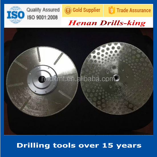 115mm Electroplated diamond tools granit cutting tools