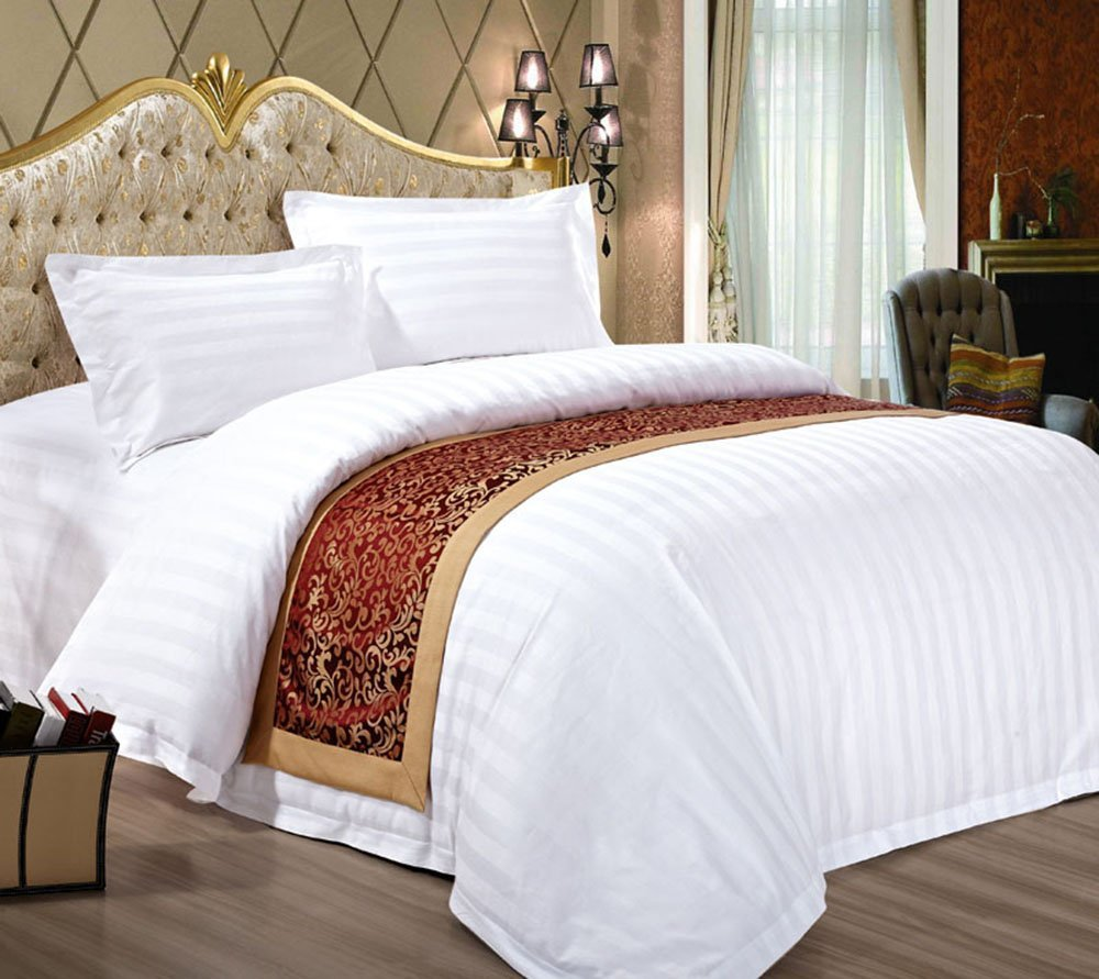 Hotel bed linen / hotel design project / hotel textile supplier