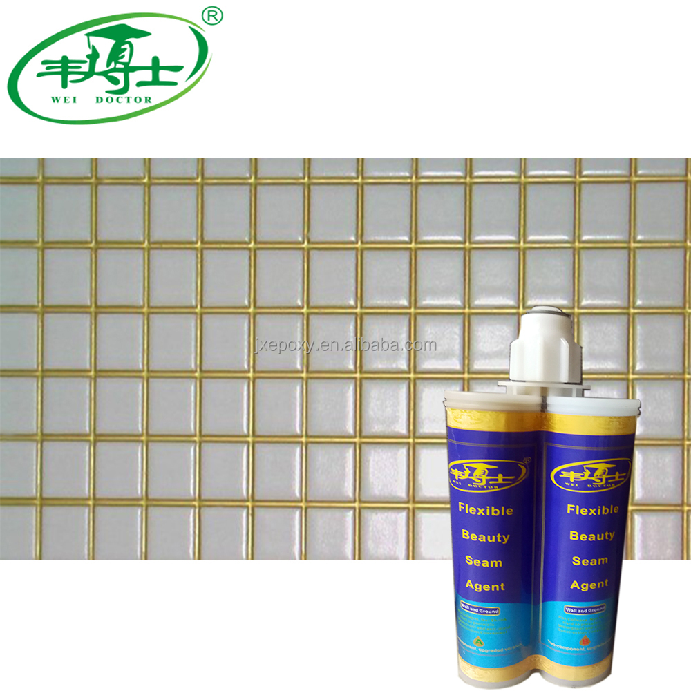 Epoxy Resin Glue Beauty Sealant For Gap Filling Stick Ceramic Wall Tile Sealant Adhesive