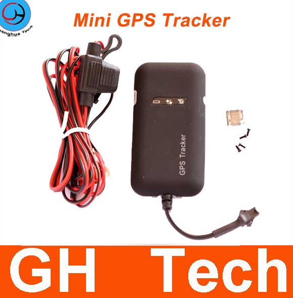GH Mini Vehicle GPS Tracker for Car and Motorcycle, Acc Monitor, Cut off engine Remotely G-T002