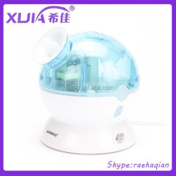 New style special discount cheap facial steamer beauty device XJ-806