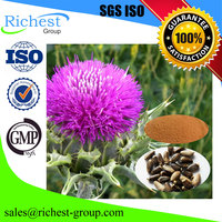 manufacture supply water soluble milk thistle extract
