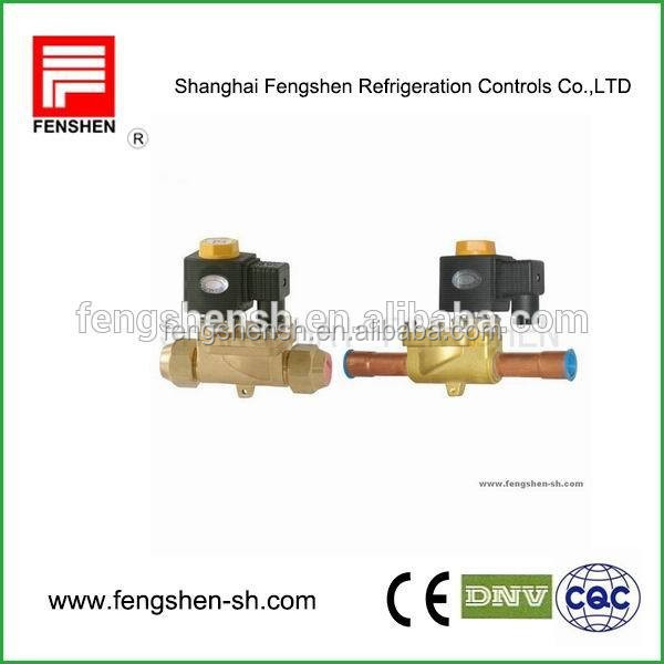 solenoid valve include coil