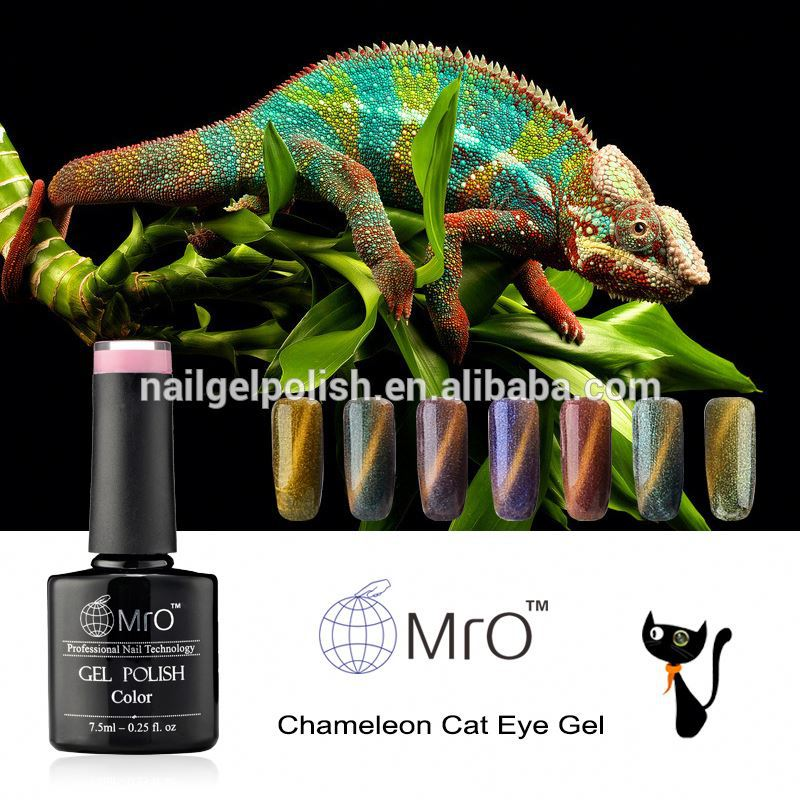 private label your brand chameleon 36 colors camouflage uv gel nail polish 1kg 15ml cat eye gel polish china
