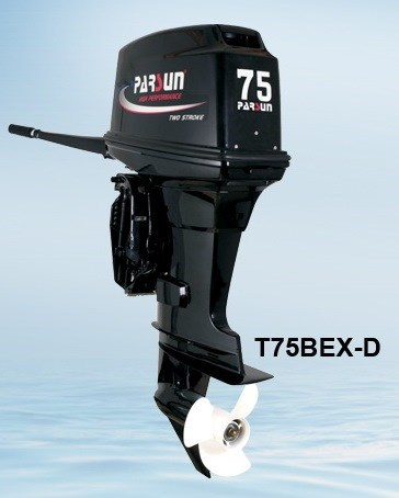 High Quality 75hp Boat Engine/ Chinese Outboard Motor for Sale