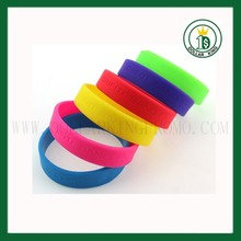 2017 promotion silicone wristband badalona spain wholesaler Rubber Band