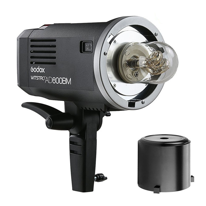 Godox AD600-BM GN87 2.4GHz S1/S2 Bowens Mount Outdoor Flash Strobe Light For Nikon/Sony/Canon Camera