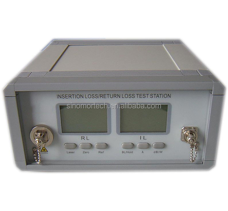 BRI3300 Return Loss And Insertion Loss Test Station