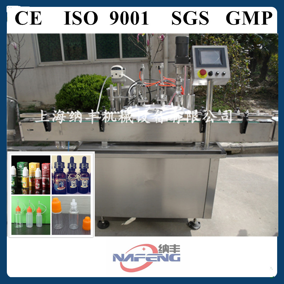 Automatic essential oil electric automatic cigarette rolling filling machine