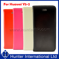AAA Quality PU Leather Phone Case For Hua Wei Y5-2