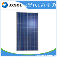 best price per watt 250w polycrytsalline solar panel for home use